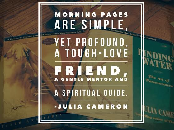 Morning Pages image