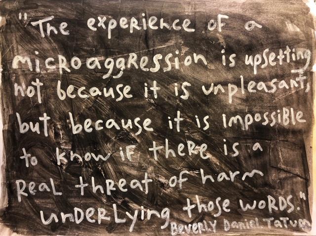 Microagression image